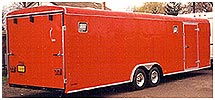 Race Car Trailers